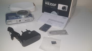 Smart caméra Samsung WB350F